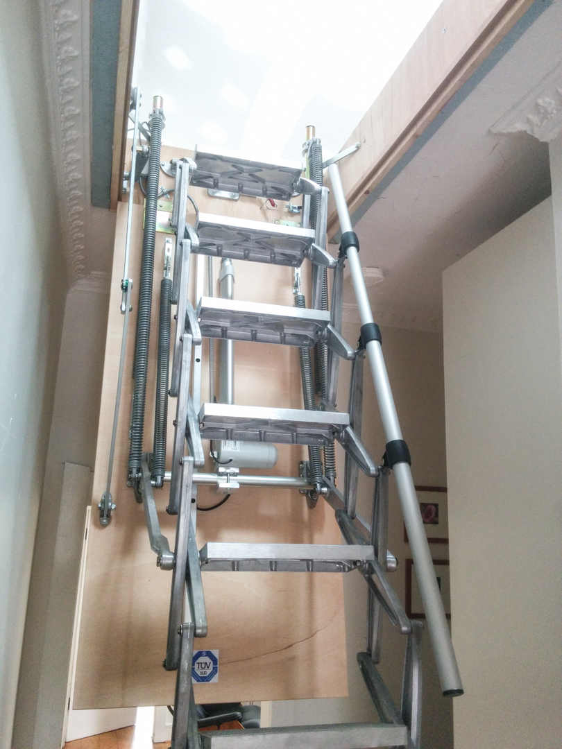 Attic Ladders And Stairs Mr Attic